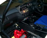 Mitsubishi Evo 7,8 Carbon Lower Dash Pod. RT0157/MI